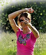 Tričká - Tričko Pinkie - 9519973_