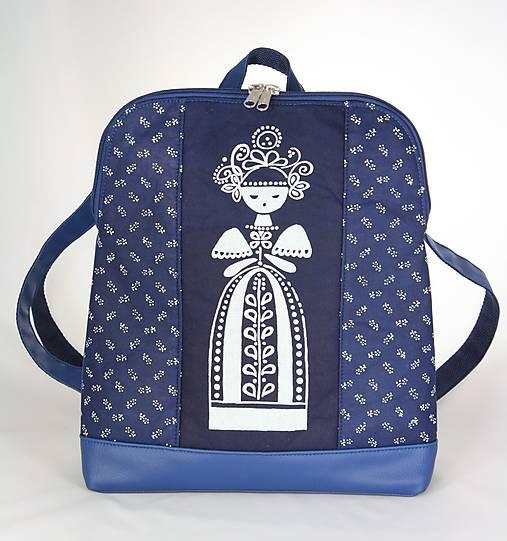 Paulína kráľovská modrá 1