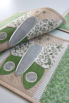 Úžitkový textil - Prestieranie motýľ No. 1 :) - 9520257_