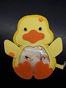 Detské doplnky - Spy bag kačička - 9523663_