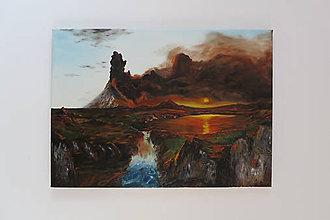 Obrazy - Obraz - Sopka Cotopaxi - Reprodukcia - 9524711_