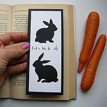 Papiernictvo - Dva zajačiky... - 9525242_