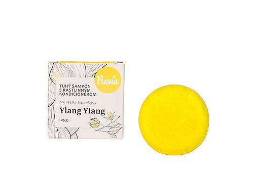 Tuhý Šampón s Kondicionérom – Ylang Ylang