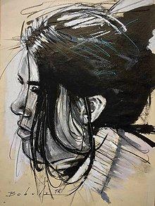 Obrazy - portrety - 9525258_