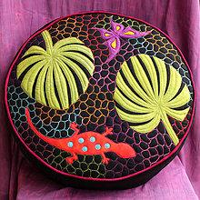 Úžitkový textil - Až se Frida bude chtít posadit - 9526021_