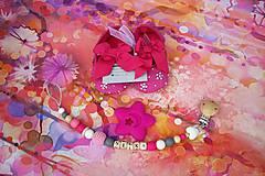 darčekový set pre dievčatko (Ružová)