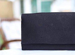 Peňaženky - Korková peňaženka - 9525209_