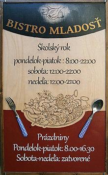 Nezaradené - Vývesná tabuľa - 9525528_
