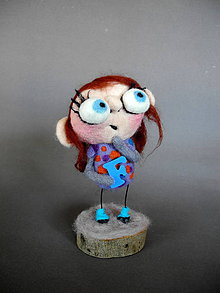 Dekorácie - Monika a jej fantazia - 9525169_