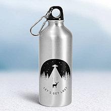 Nádoby - Turistická fľaša - 9527235_