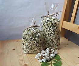 Potraviny - Sušené kvety agátu bieleho - 9524373_