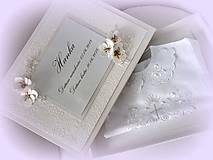 - Krabica na krstnú košieľku - 9523778_