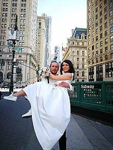 Obuv - svadba v NewYorku - 9525524_