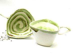 Nádoby - šálka zelená - 9525413_