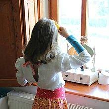 Detské oblečenie - blúza dlhý rukáv