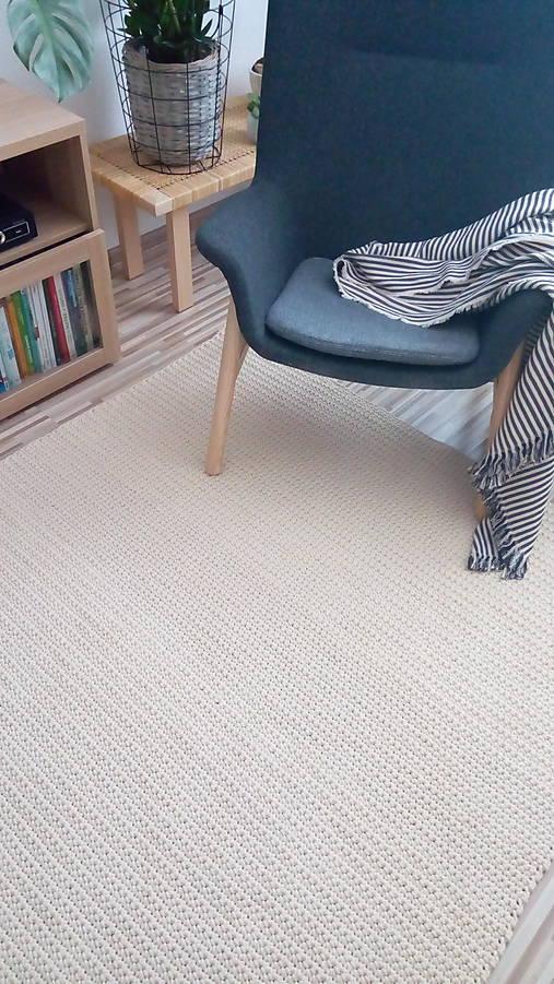 Úžitkový textil - NATUR koberec  - 9526640_