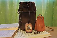 Náhrdelníky - Amulet s kompasom - 9528649_