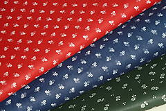 Textil - Látka Babičkine kvietky - 9531404_
