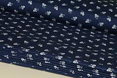 Textil - Látka Babičkine kvietky - 9531406_