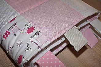 Úžitkový textil - Zástena *pastelka* - 9530066_