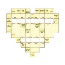 Grafika - Elegantná čipkovaná krížovka - béžová - 9529151_