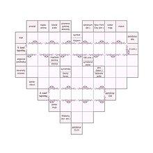 Grafika - Elegantná čipkovaná krížovka - ružová - 9529213_