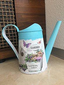 Nádoby - Krhla Kvety a záhrada - 9531476_