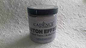 Iný materiál - Betón efekt reliéf pasta - 9530795_