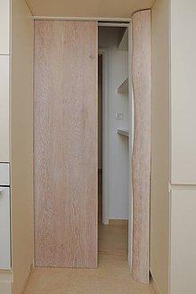 Nábytok - Masívne posuvné dvere - 9531186_