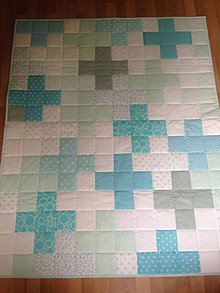 Úžitkový textil - Milá pozitívna deka - 9530311_