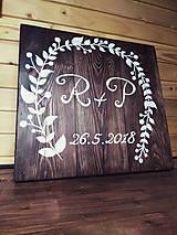 Svadobná tabuľa