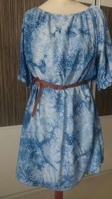 Šaty - Dámske letné šaty - 9531729_