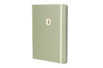Nezaradené - Zápisník Mint Erb Notebook - 9531701_