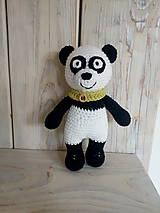 Hračky - Panda - 9532286_