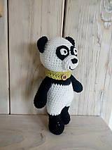 Hračky - Panda - 9532287_