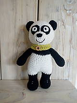 Hračky - Panda - 9532291_