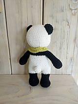 Hračky - Panda - 9532293_
