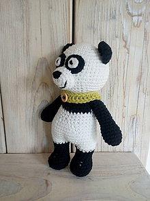 Hračky - Panda - 9532290_