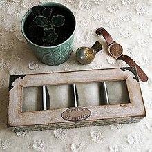 Krabičky - Box na hodinky *2 - 9532607_