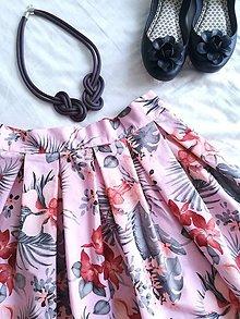 Sukne - Hawaiian girl - 9533680_