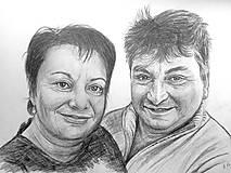 Kresby - sme pár... :-) - 9531865_