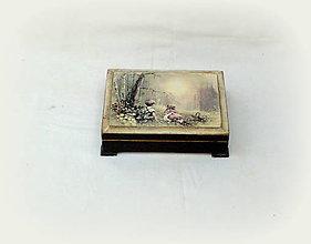 Krabičky - Krabička - 9533932_