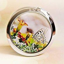Zrkadielka - zrkadielko Motýlik - 9531934_