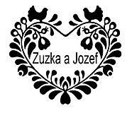 Darčeky pre svadobčanov - Svadobné etikety na fľaše - FOLK SRDCE - 9533370_