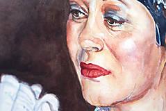 Obrazy - Akvarelový obraz na objednávku - 9537291_