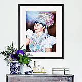 Obrazy - Akvarelový obraz na objednávku - 9537294_