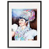 Obrazy - Akvarelový obraz na objednávku - 9537296_