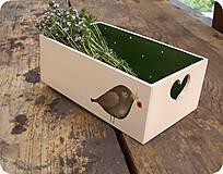 - Krabička s vtáčikmi - 9534736_