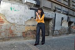 Nohavice - Rozšírené nohavice - 9536039_