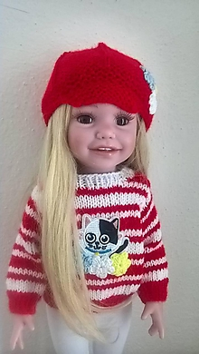 Hračky - Dona - oblečenie pre bábiku - 9538699_